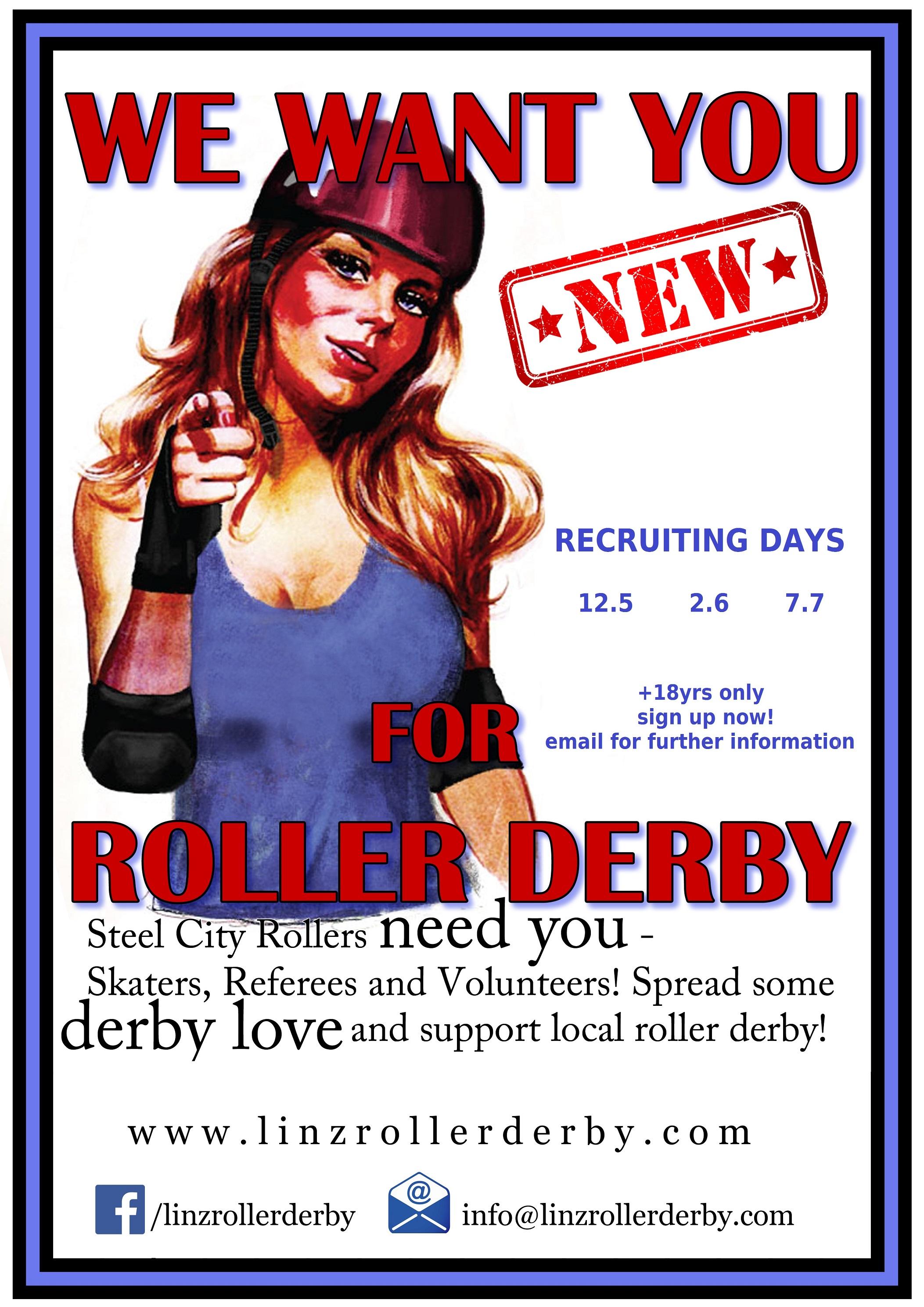 poster recruit